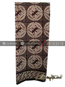 Selendang Batik Motif Prabu Kusumo