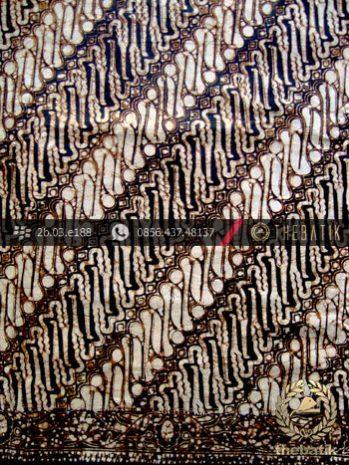 Batik Cap Jogja Motif Parang Remukan