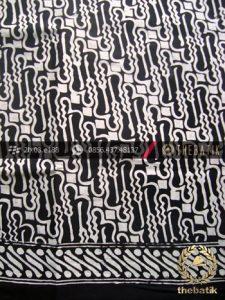 Batik Cap Jogja Motif Parang Curigo Kelengan