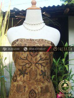 Kain Batik Cap Solo Motif Wahyu Tumurun