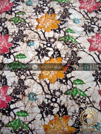 Batik Remukan Wonogiren Motif Buket Coletan-2