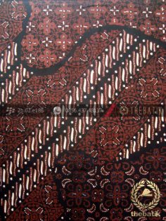 Kain Batik Cap Tulis Jogja Motif Pulau Kombinasi-7