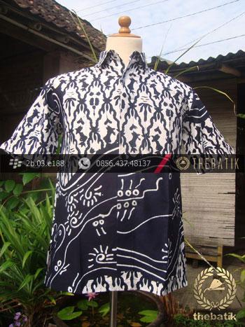 Sarimbit Batik Motif Pulau Lukis Kelengan