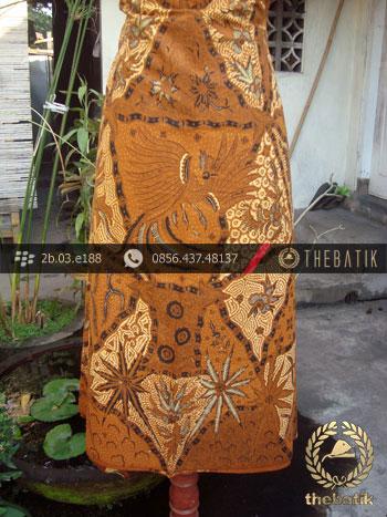 Kain Batik Tulis Solo Motif Kontemporer