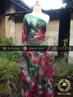 Batik Air Brush Viscos Motif Kontemporer-10