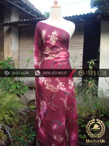 Batik Air Brush Viscos Motif Kontemporer-13