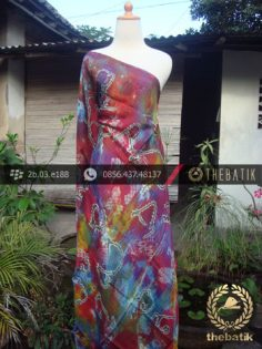 Batik Air Brush Viscos Motif Kontemporer-17