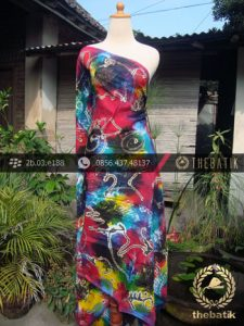 Batik Air Brush Viscos Motif Kontemporer-3