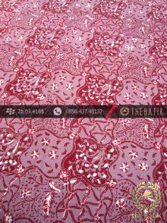 Batik Cap Tulis Motif Sekar Jagad Jambon