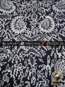 Batik Tulis Jogja Motif Cuwiri Kelengan Hitam