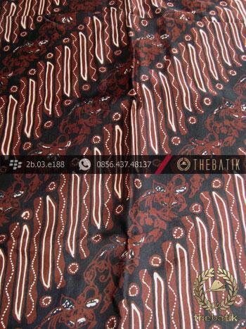 Batik Sutera Jogja Motif Parang Srimpi