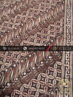 Kain Batik Warna Alam Motif Parang Kontemporer-2