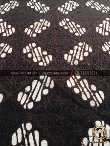 Kain Batik Klasik Jogja Motif Ceplok Keci