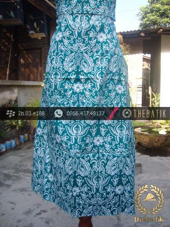 Batik Cap Motif Semen Tosca Kelengan