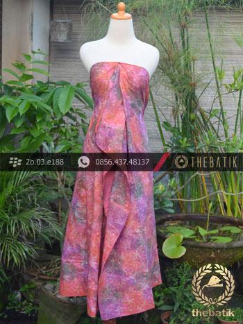 Kain Batik Cap Gradasi Motif Kontemporer-1