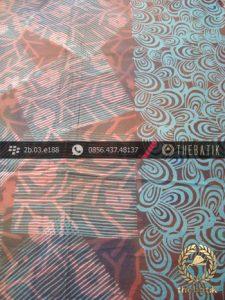 Kain Batik Cap Gradasi Motif Kontemporer-5