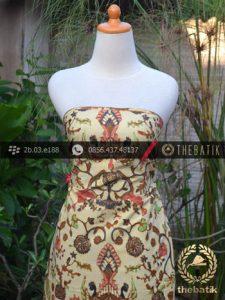 Batik Cap Tulis Solo Motif Ganggo Mino Coletan