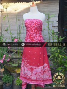 Batik Tulis Halus Motif Kereta Kencana Jambon