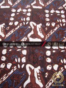 Kain Batik Klasik Jogja Motif Sekar Jagad Gede