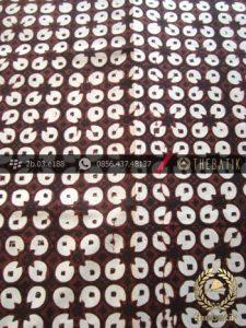 Kain Batik Klasik Jogja Motif Kawung Kecik