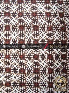 Kain Batik Klasik Jogja Motif Nithik Cakar