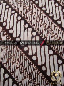 Kain Batik Klasik Jogja Motif Parang Barong Klithik