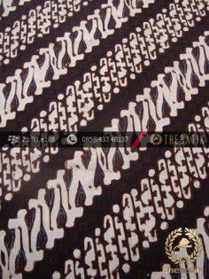 Kain Batik Klasik Jogja Motif Parang Sonder Sawut
