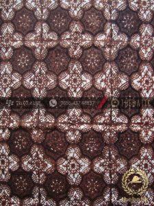 Kain Batik Klasik Jogja Motif Ganggong Paningran