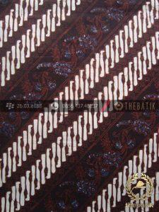 Kain Batik Klasik Jogja Motif Parang Kusumo Seling