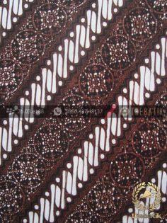 Kain Batik Klasik Jogja Motif Klithik Nithik Sogan