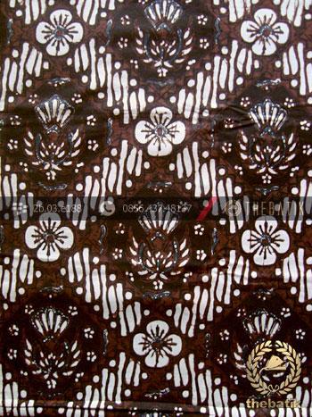 Kain Batik Klasik Jogja Motif Gurdo Kembang