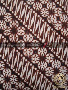 Kain Batik Klasik Jogja Motif Parang Kawung Prabu
