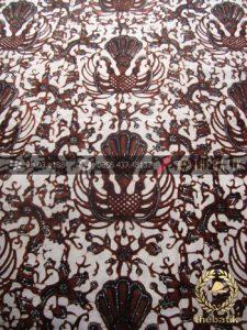 Kain Batik Klasik Jogja Motif Sido Mukti