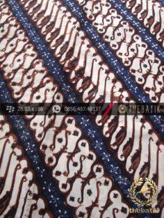 Kain Batik Klasik Jogja Motif Parang Canthel Seling