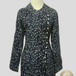 Jahit Baju Batik Wanita - Blouse Batik Kerja