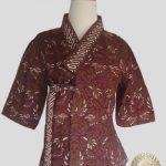 Jahit Baju Batik Wanita - Model Hanbok