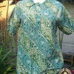 Jahit Baju Batik Wanita - Blouse Batik Modern