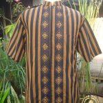 Jahit Baju Batik Pria - Lurik Modern