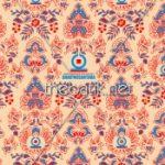 Tempat Pembuatan Batik dengan Desain Sendiri - Design Seragam Batik Custom 3 Warna : Merah, Biru, Krem