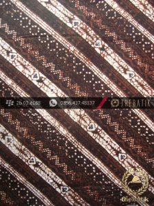 Kain Batik Klasik Jogja Motif Rujak Senthe