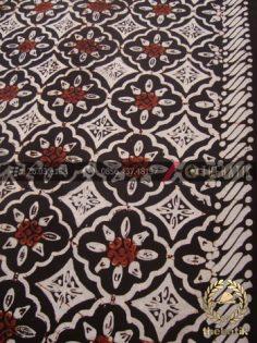 Kain Batik Motif Klasik Kembang Tanjung Besar
