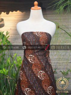 Kain Batik Motif Klasik Parang Curigo Seling