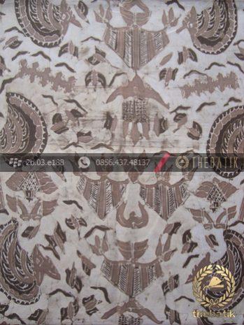 Batik Tulis Warna Alam Semen Romo Krem