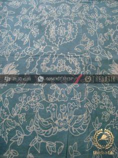Kain Batik Tulis Warna Alam Wahyu Tumurun Hijau