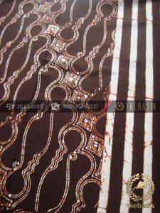 Bahan Baju Batik Motif Parang Barong Garis