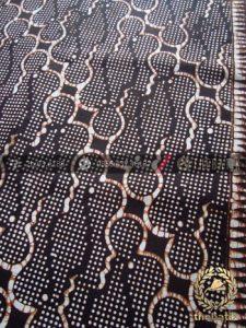 Kain Batik Klasik Jogja Motif Parang Barong Titik