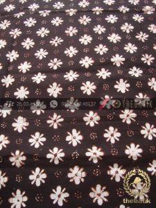 Kain Batik Klasik Jogja Motif Ceplok Kembang Kecil