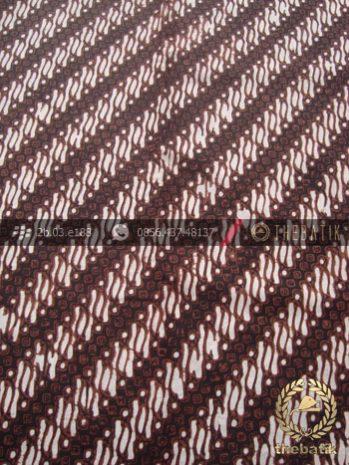 Kain Batik Klasik Jogja Motif Parang Klithik Kecil