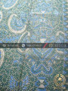 Batik Tulis Pewarna Alami Semen Romo Hijau