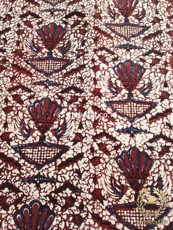 Kain Batik Jogja Motif Semen 2,5m